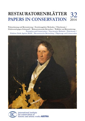 RESTAURATORENBLÄTTER - PAPERS IN CONSERVATION vol. 32