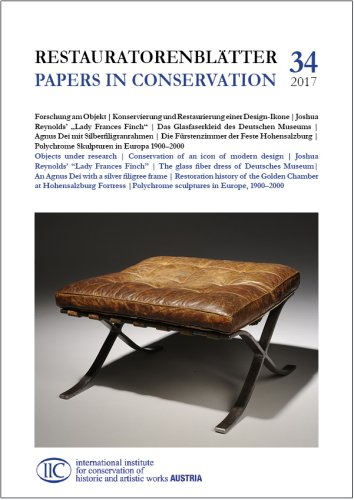 RESTAURATORENBLÄTTER  - Papers in Conservation vol. 34